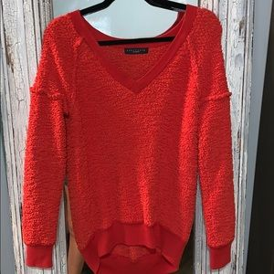 Sanctuary Red Sweater